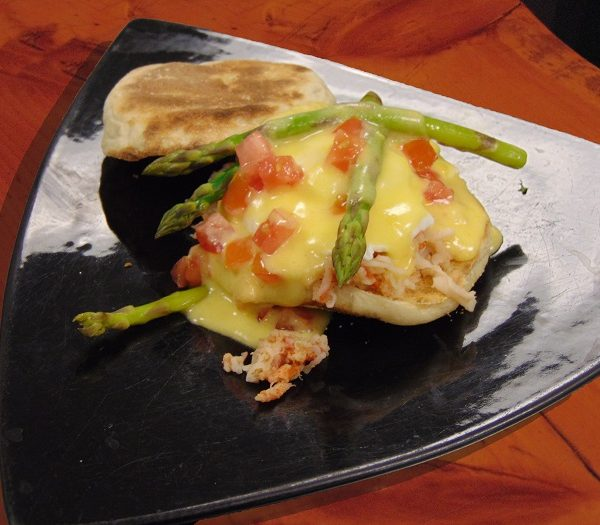 Lobster and Asparagus